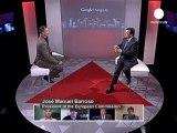 Barroso: Avrupa rekabet yeteneğini yükseltmeli