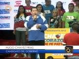 """Chávez a jóvenes del PSUV: """"Cuenten conmigo toda la vida"""""""