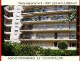 Achat Vente Appartement ISSY LES MOULINEAUX 92130 - 104 m2