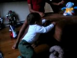 Ethan et Mina septembre 2006