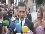 Eva Longoria, Antonio Banderas y Tony Parker en Marbella