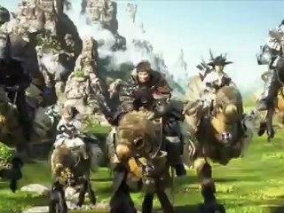 Trailer TGS 2012 de Final Fantasy XIV: A Realm Reborn
