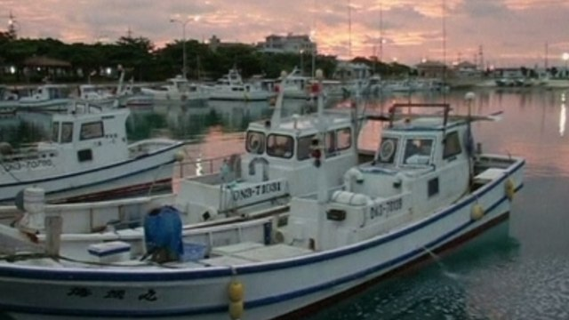 Japanese fishermen unfazed by island row