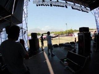 MAKE THE GIRL DANCE on tour 2012 Episode 4