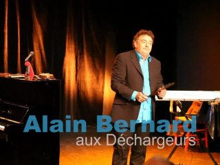 """Bande annonce """"Alain Bernard - Piano Rigoletto"""" 2012"""