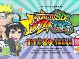 Naruto SD fait le show