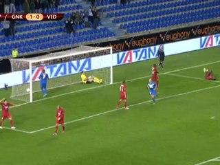 Racing Genk 3-0 Videoton FC