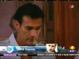 David Zepeda @davidzepeda1 en el TOP 5 de Los Mejores Galanes de Telenovela || 1N