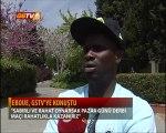 """Emmanuel Eboue : """"Konsantre ve Sakin Olmamız Gerekiyor"""""""