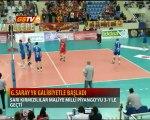 ERKEK VOLEYBOL   Maliye Milli Piyango 1 - 3 Galatasaray Yurtiçi Kargo