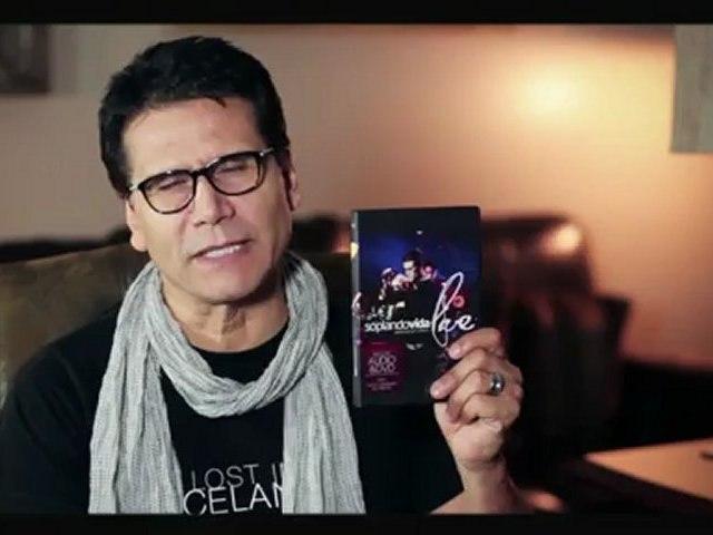 Jesús Adrián Romero - Soplando Vida -  Avance  DVD
