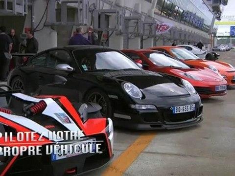 Stage de Pilotage Partners Concept - Le Mans