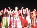 Cours de danse orientale Toulouse Maya Sarsa