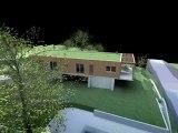 Rehabilitation Extension Renovation Contemporaine Ecologique, Bio Climatique & BBC - Ossature Bois