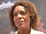 Michaëlle Jean- Grand Témoin de la Francophonie pour Londres 2012