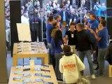 iPhone 5 Verkaufsstart @ Apple Store München (21.09.2012)
