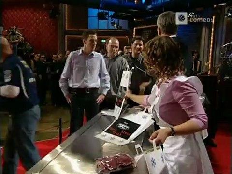 Die Harald Schmidt Show vom 06.12.2000
