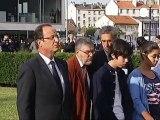 Inauguration d'un Memorial de la Shoah à Drancy
