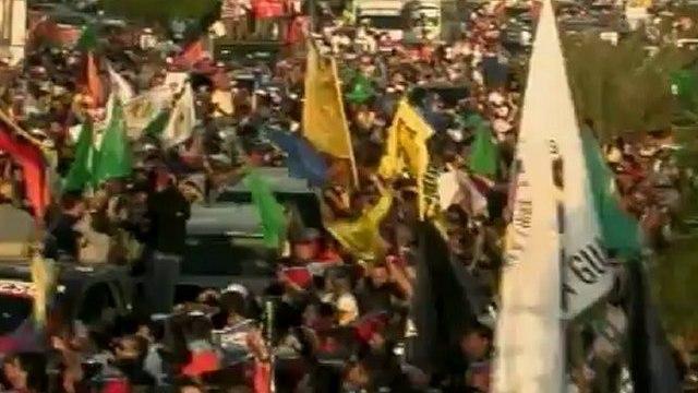 """¿Sabe a quién le respondió Capriles Radonski """"el que no la debe no la teme""""? Descúbralo en Video"""