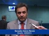Aécio Neves líder da oposição Tribunal Regional Federal para Minas Gerais