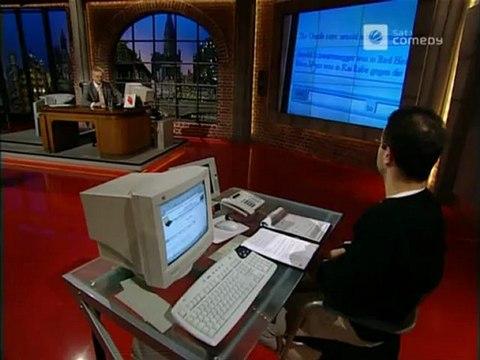 Die Harald Schmidt Show vom 08.12.2000