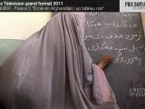 """""""Ecole en Afghanistan : un tableau noir"""" de Gilles Jacquier - Prix Bayeux TV 2010"""