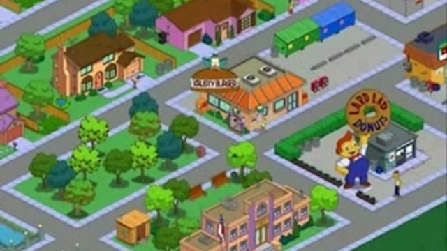 The Simpsons Tapped Out Cheat - The Simpsons Tapped Out Hack