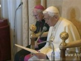 Visite ad limina : Discours de Benoit XVI