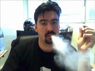 Cigarette electronique - Test de la Calix Power