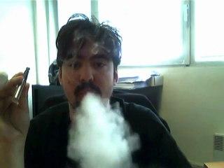 cigarette electronique - test de l'atomiseur cone