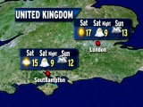 UK Weather Outlook - 09/21/2012