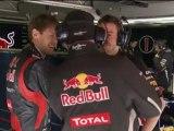 Vettel domina la primera sesión de entrenamientos de Singapur