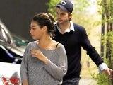 Ashton Kutcher and Mila Kunis Living Together