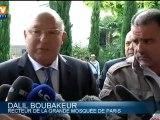 Caricatures : 50 personnes interpellées à Paris