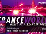 Trance World Vol. 16, Mixed By Alexander Popov (Out now)