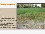 A vendre - terrain - ST FELIX LAURAGAIS A PROXIMITE (31540)