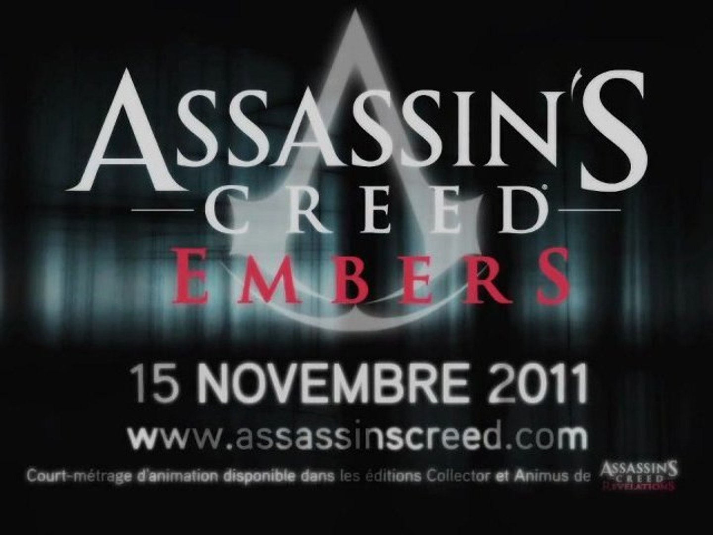 ****assin's Creed Embers -  Le dernier chapitre d'Ezio Trailer [VOST-HD]