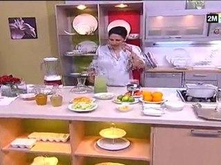 Choumicha 2014 - jus de fruits facile