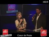 Coeur de Pirate -  Interview Très Très Privée RTL2 (http://www.rtl2.fr/videos)