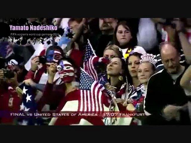 """FIFA Women's World Cup 2011 Nadeshiko Japan """" Yamato …"""