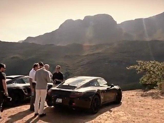 Porsche 911 – Porsche 991 – Teaser
