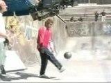 le reve jongle avec ronaldhino