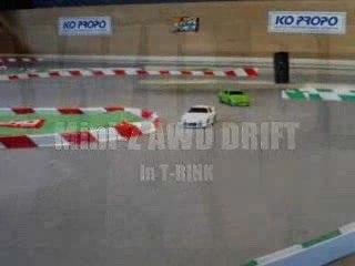 Miniz course drift