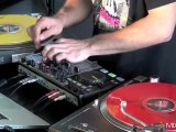 DJ SUPAPHONIK on MixVibes U-MIX CONTROL PRO feat. turntables