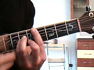 Visionnez les Cours Vidéo de A nos actes manqu�s - Goldman - Accords Guitare avec cours en vid�o