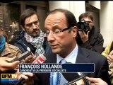 """Banon-DSK : """"opération politique"""" pour Hollande"""