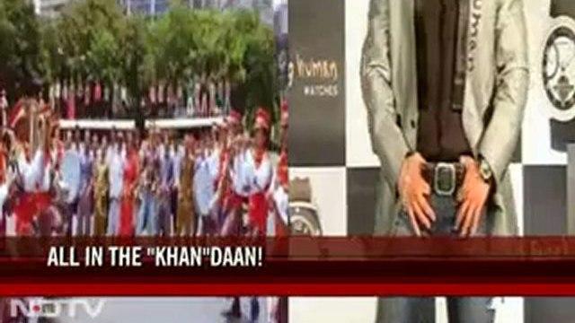 Salman is on Imran Khan's friends list