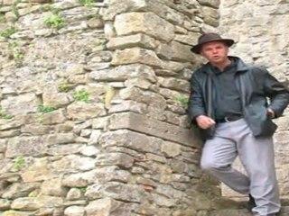 Village fortifié de Camon : Routes du Catharisme et du Moyen âge