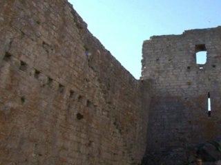 Château de Montségur : Routes du Catharisme et du Moyen âge