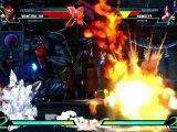 Ultimate Marvel Vs Capcom 3 - Capcom - Vidéo de Gameplay Firebrand Vs Hawkeye